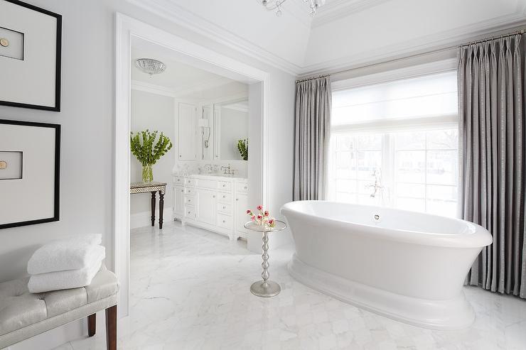 17 Clic Gray and White Bathrooms Grey White Bathroom Tiles on off white tile bathroom, grey & yellow bathroom, grey & white glass tile, grey tile shower, grey & white bathroom vanities, grey & white granite, brown and grey bathroom, grey & white bathroom ideas, brown gray white bathroom, grey & white small bathroom remodel, grey & white kitchen, gray and white marble in a bathroom, small gray bathroom,