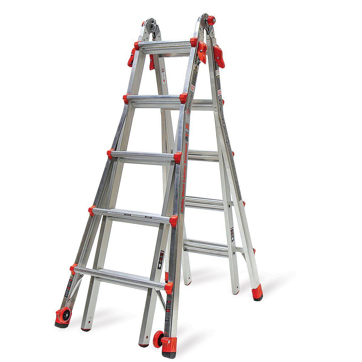 Little Giant Velocity Multi-Use Ladder