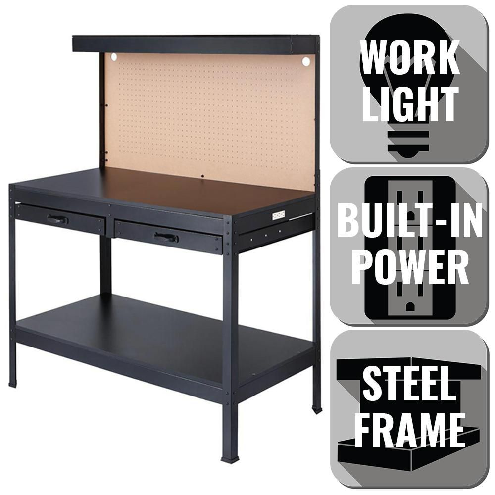 Incredible The 7 Best Workbenches Of 2019 Ibusinesslaw Wood Chair Design Ideas Ibusinesslaworg