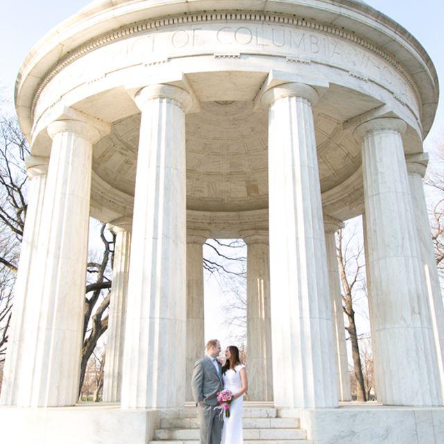 National monument wedding venue