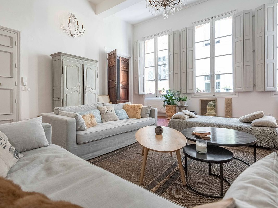 French Country Living Rooms, French Country Style Living Room