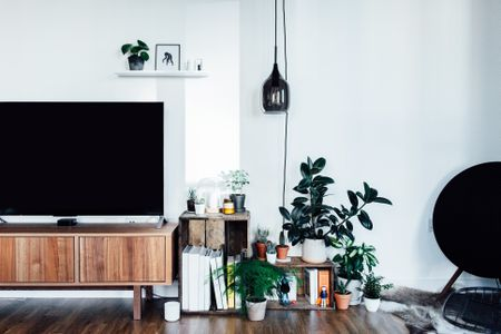 Organize The Living Room In 48 Minutes Interesting How To Organize A Living Room