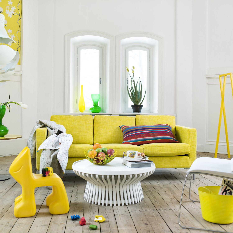11 Beautiful Yellow Rooms