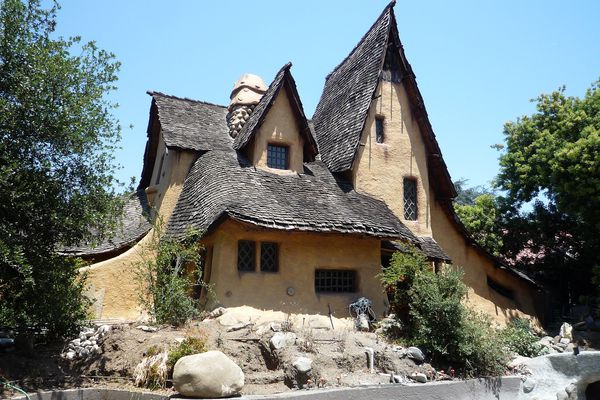 What is a Storybook House?