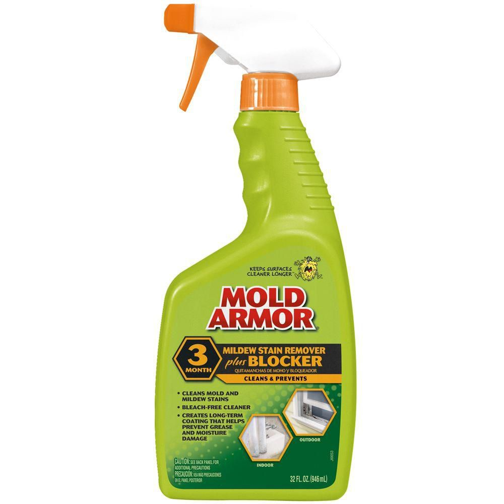Mold Armor FG523 Instant Mold and Mildew Stain Remover