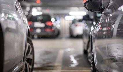 Underground garage or modern car parking