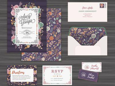 Traditional And Non Wedding Invitation Etiquette