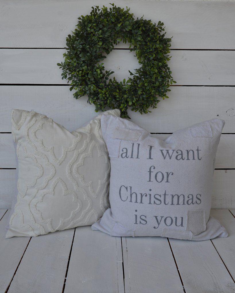 Christmas pillowcases