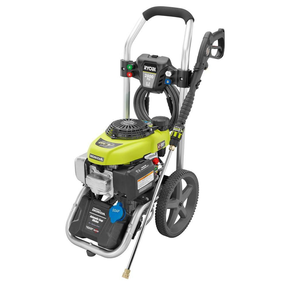 The 7 Best Pressure Washers To Buy In 2018