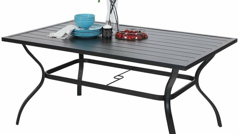 The 9 Best Patio Tables Of 2021 - Replacing Glass Outdoor Table Top