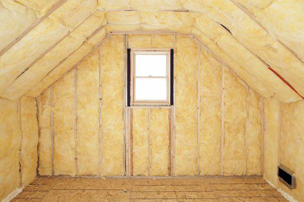 Attic Flooring With OSB Wood