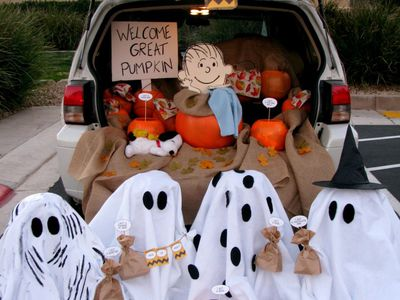 Door Decoration Halloween Ideas
