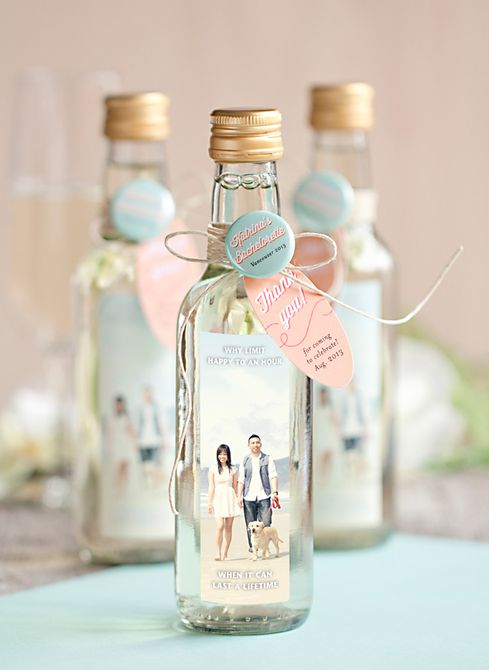 Wine Bachelorette Party Gift