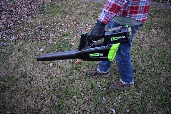 Greenworks Pro 80V Cordless Brushless Axial Blower