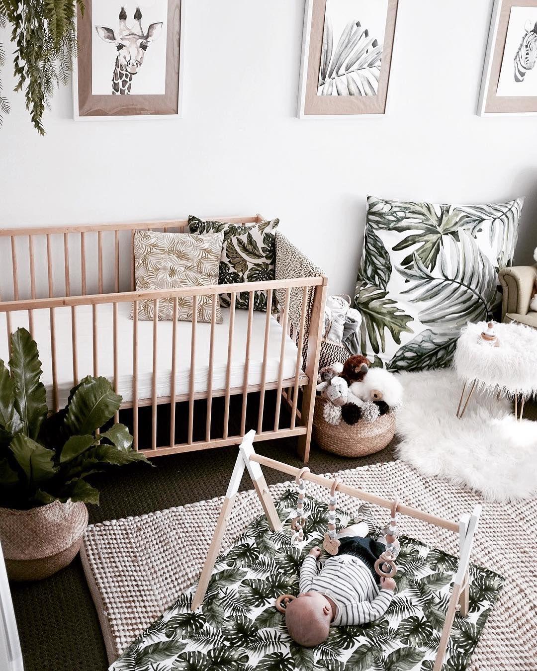 Adorable Ideas For An Animal Themed Nursery
