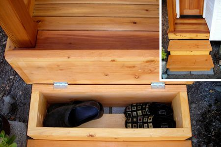 Smart Storage Solution Creative Outdoor