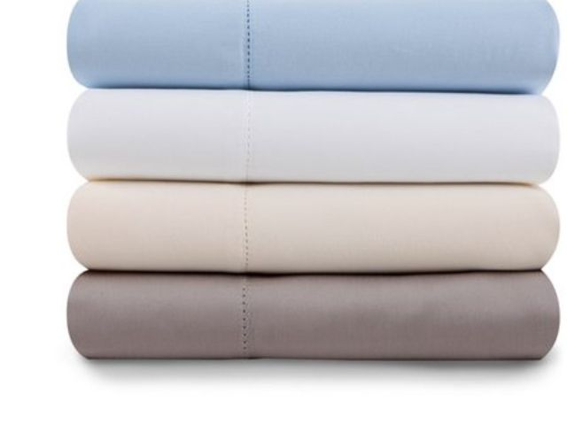 HS Linen Top Sheet Flat Sheet Genuine HOTEL QUALITY 100/% Egyptian Cotton 600 Thread Count 1 Piece Flat Sheet Available In Many Attractive Solid Colors Beige Queen Size