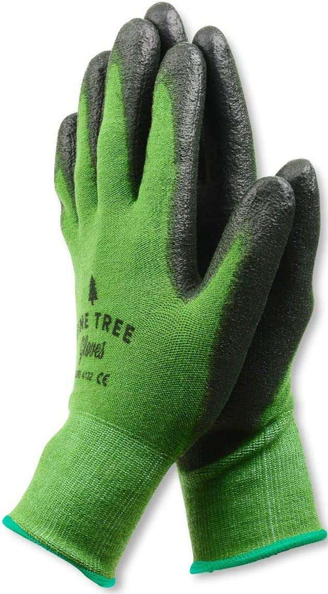 Bamboo Working Gloves for Women and Men