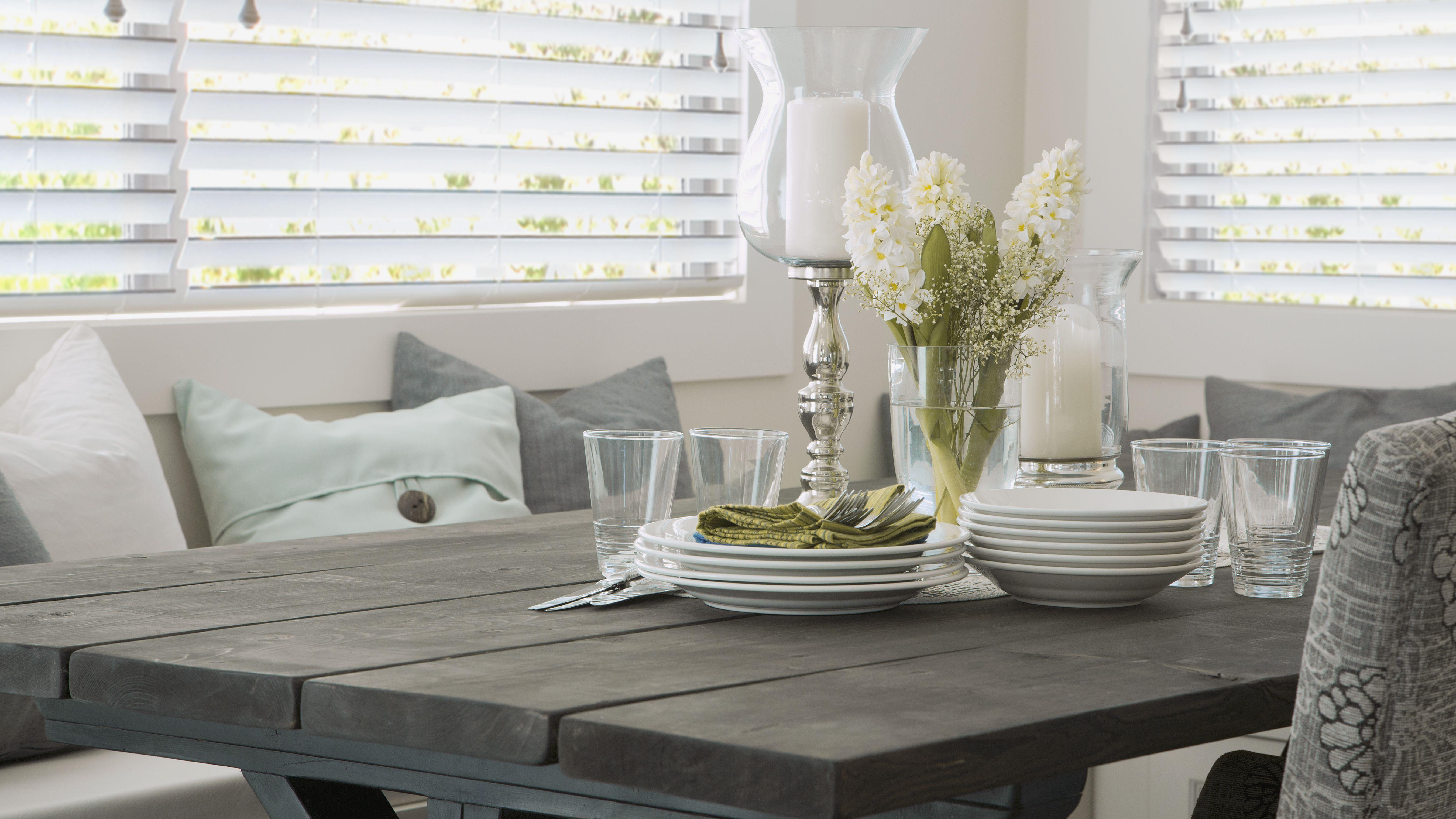 15 Gray Dining Room Design Ideas