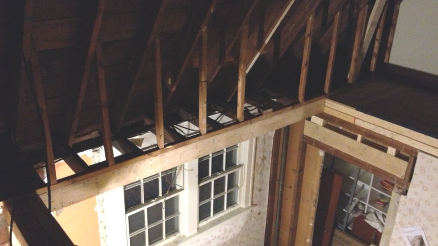 How To Build A Knee Wall In An Attic