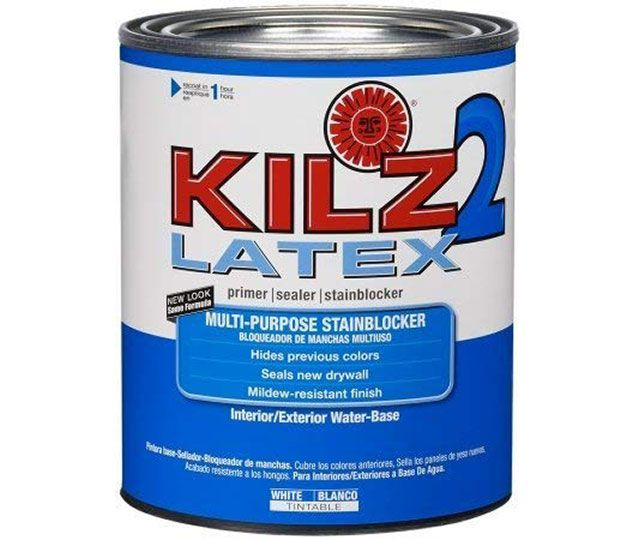 Kilz Stain-Blocking Latex Water-Based Primer