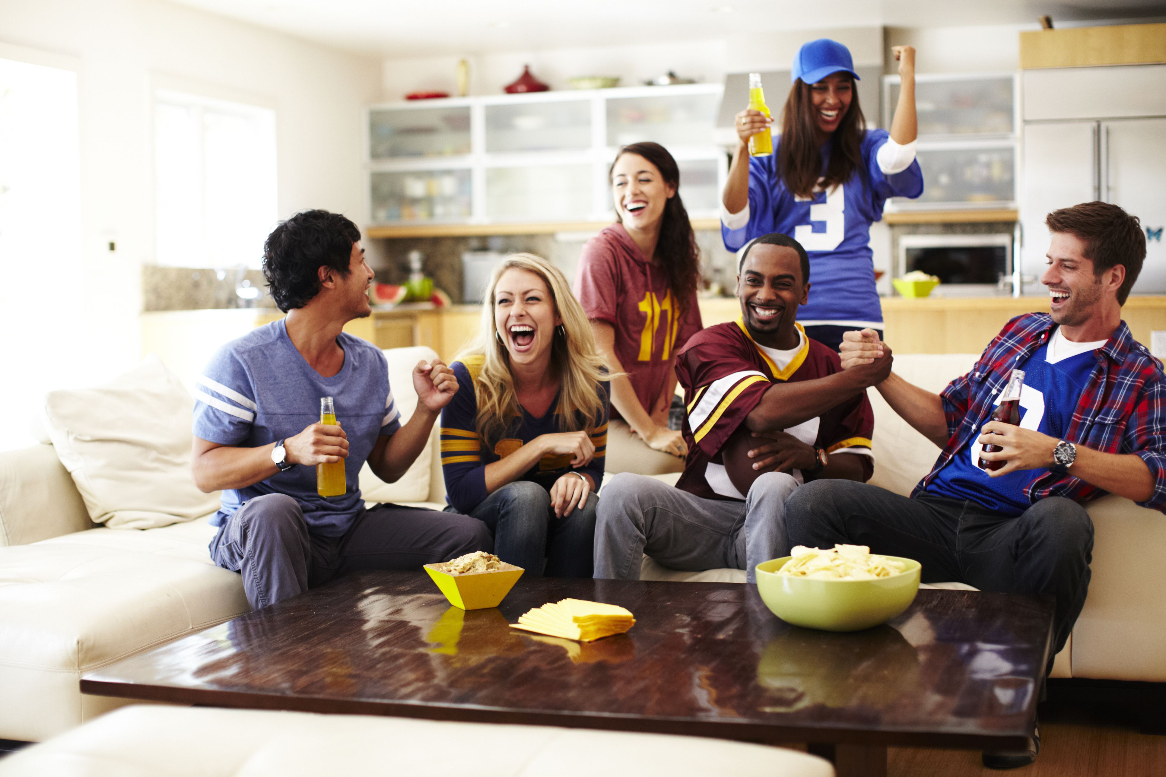 23 Super Bowl Party Games And Ideas