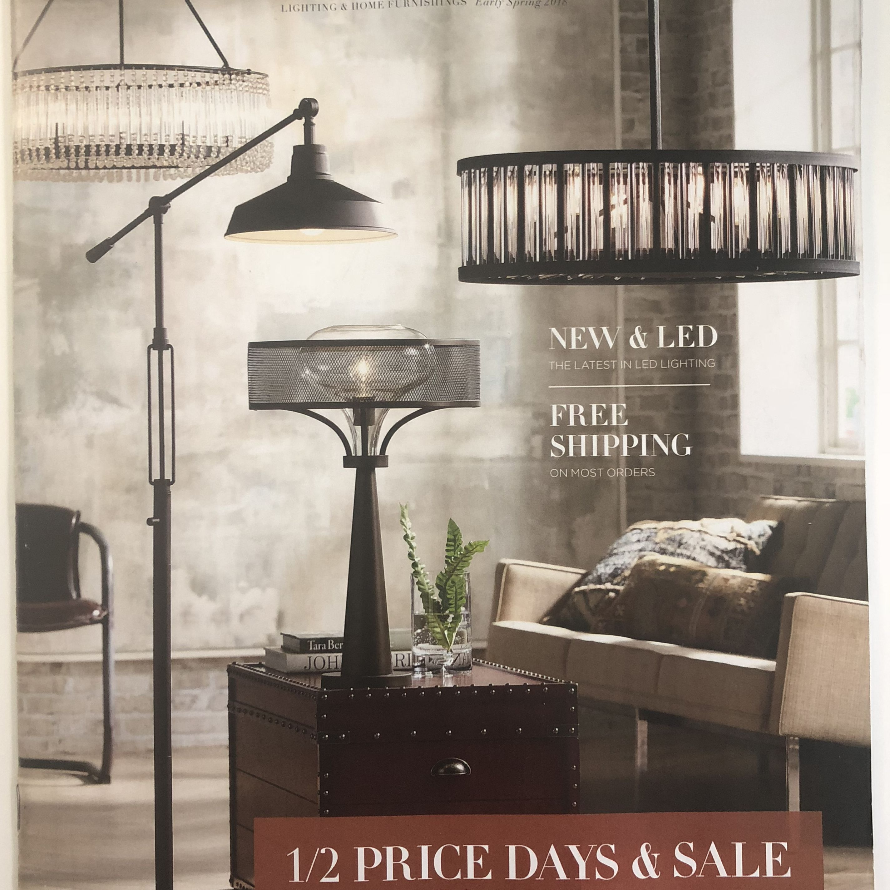 Lights Plus Decor: 29 Free Home Decor Catalogs You Can Get In The Mail