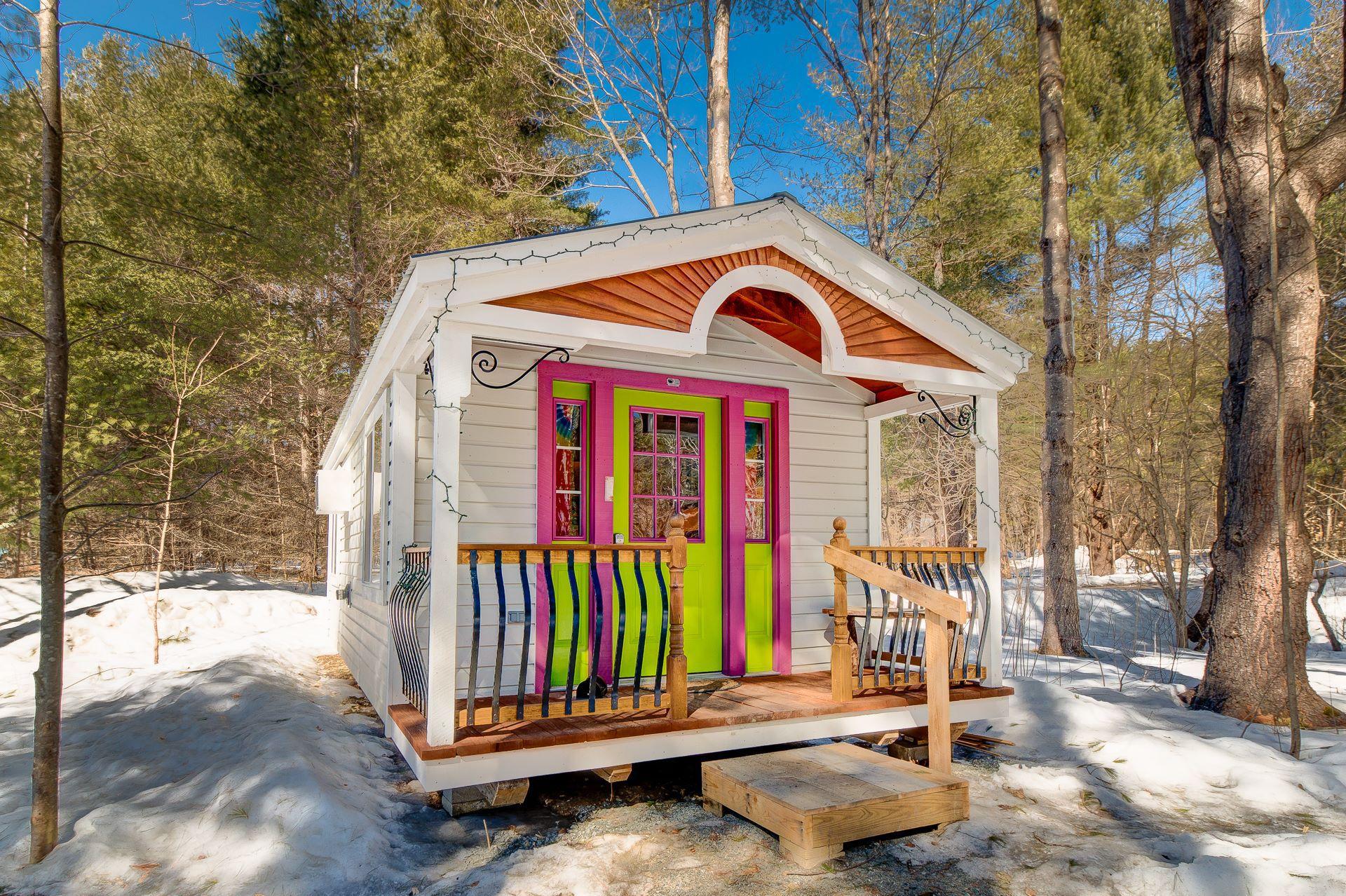 Stupendous 7 Totally Doable Diy Tiny House Kits Download Free Architecture Designs Scobabritishbridgeorg