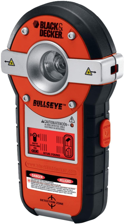 BullsEye Line Laser With Stud Sensor
