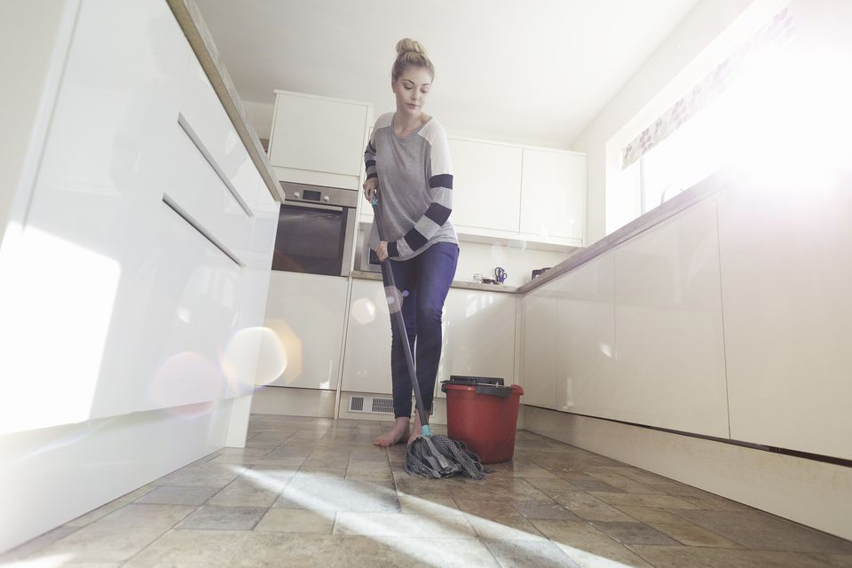 Ways to save money on housekeeping costs