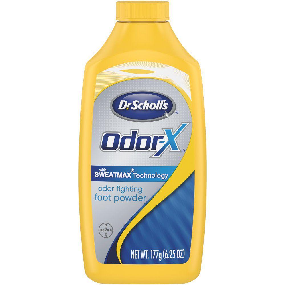 Dr. Scholl's Odor-X Foot Powder