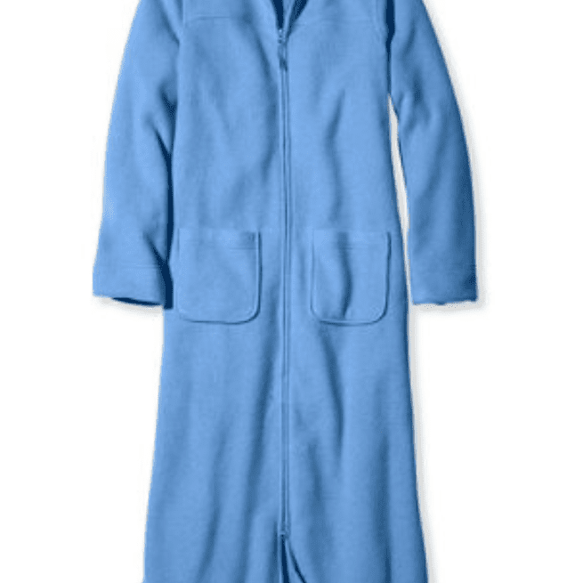 9878ee911b Best for Cold Weather  L.L. Bean Winter Fleece Robe