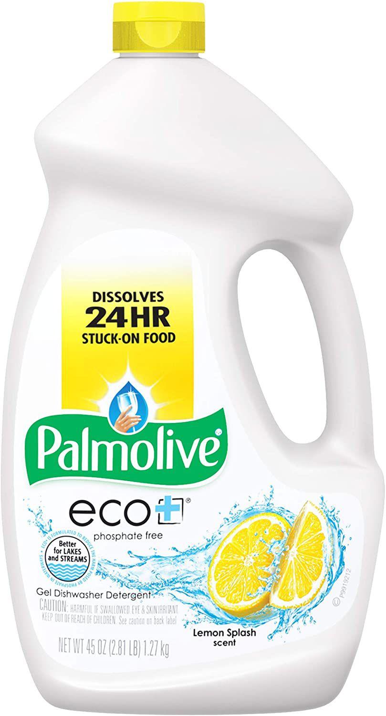 Eco Dishwasher Gel Detergent