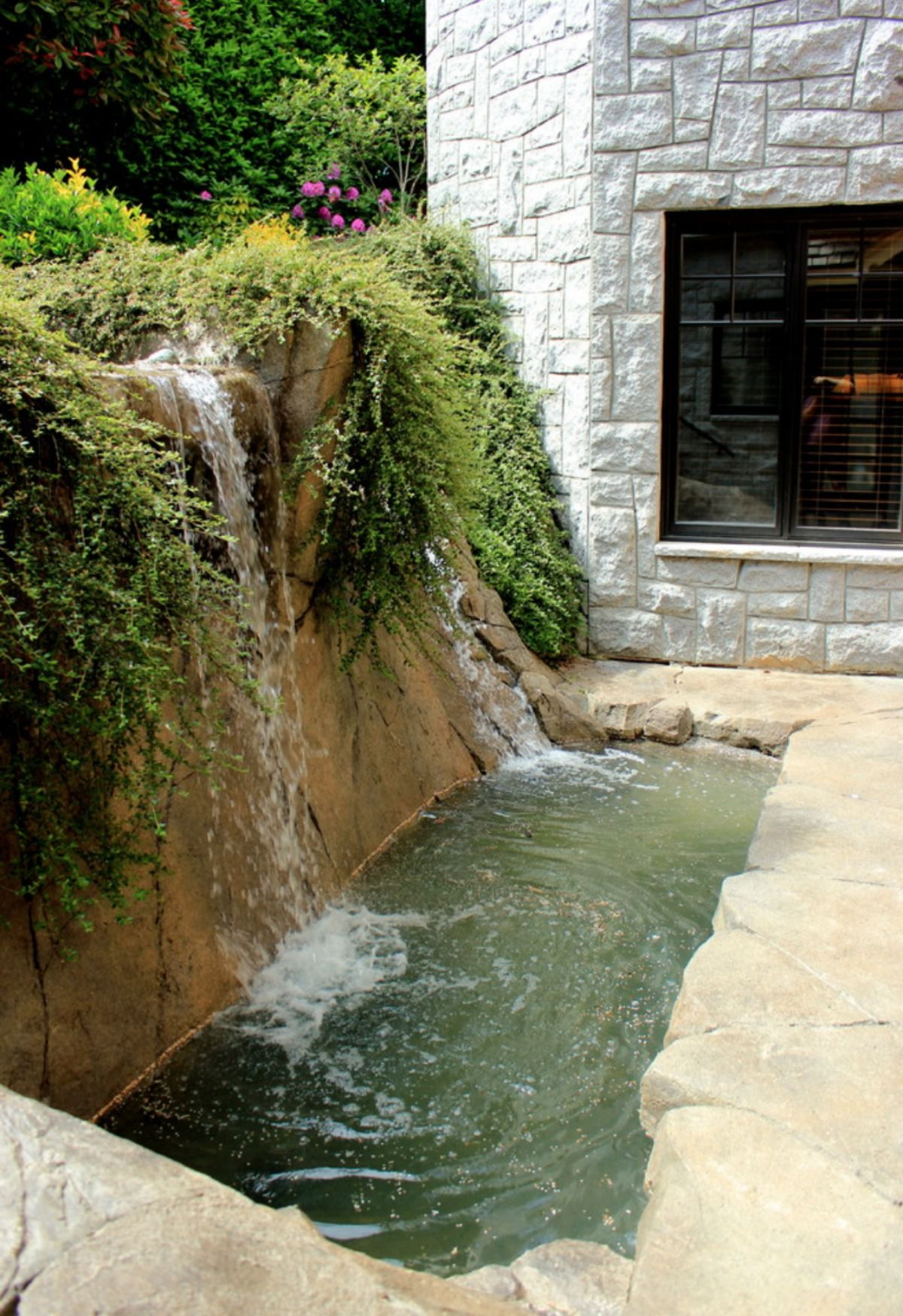Indoor Water Feature 4 Side Steps