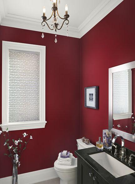 6 Best Paint Colors For Bathrooms - Bathroom-colors-brown