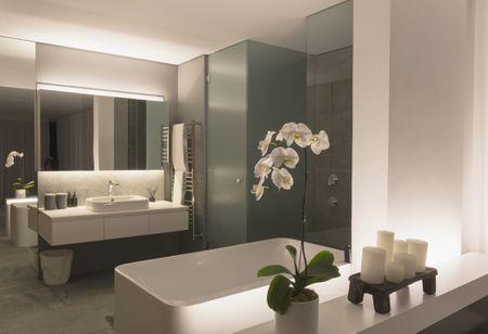 . 14 Ideas for Modern Style Bathrooms