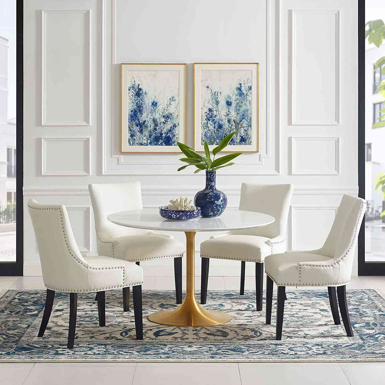 Modway Lippa Round Top Dining Table