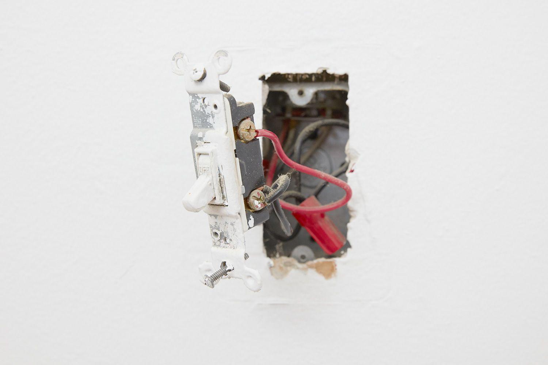 Switch light wiring rocker a 2 way Standard Single