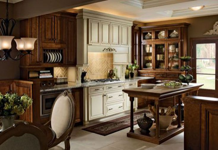 Kitchen Design Photos Traditional Island
