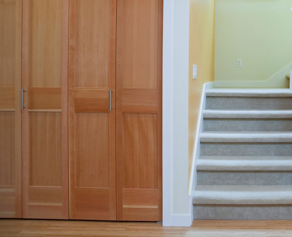 Diy Installing A Bi Fold Door