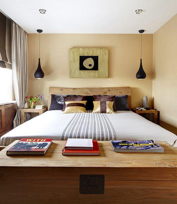Ideas eclécticas del dormitorio