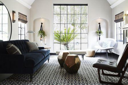 New York Firm Designs a California Cool Home In LA