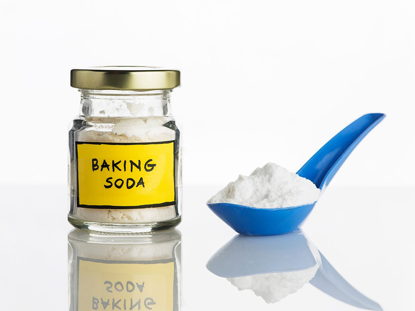 8 Homemade Cleaners Made With Baking Soda