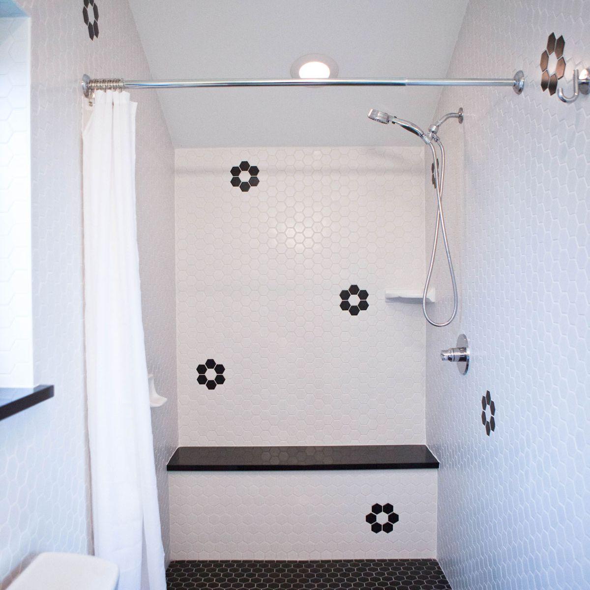wet room attic bathrooms