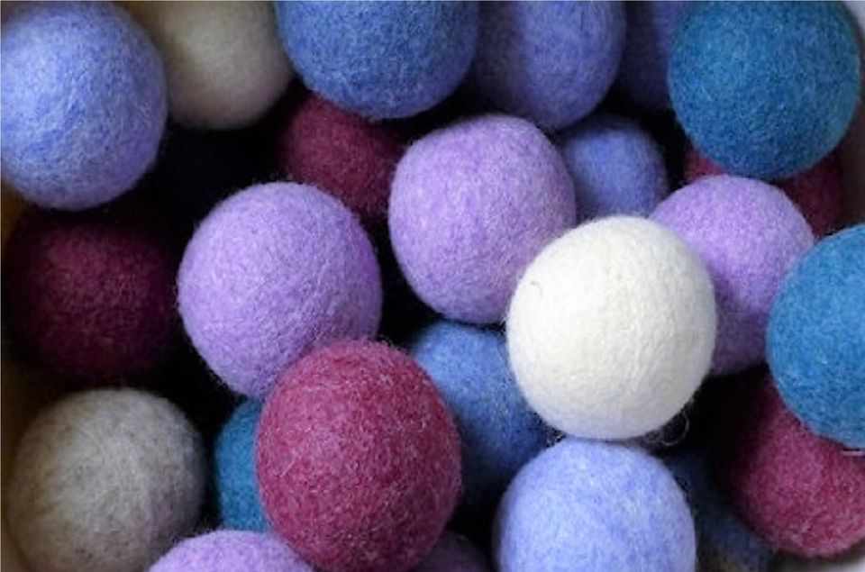 Wool Dryer Balls Large Photo