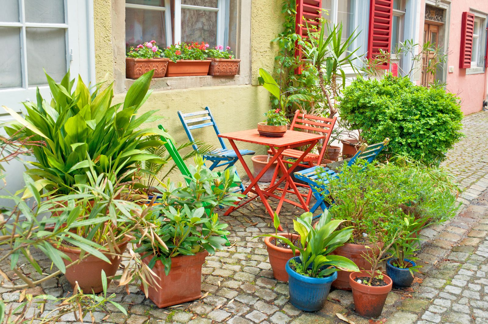 Small Garden Ideas And Inspiration