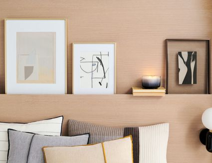 3B by Bed Bath & Beyond - wall art ledge