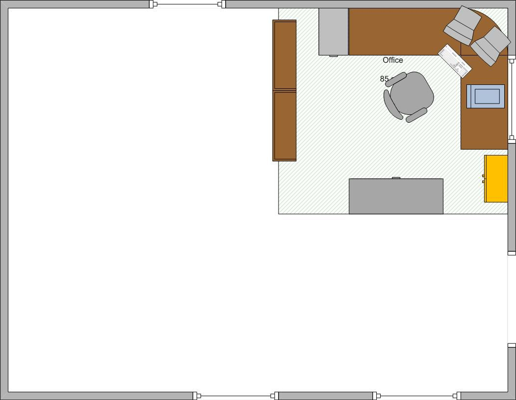 Sample Home Office Layouts Of Electrical Plan Layout