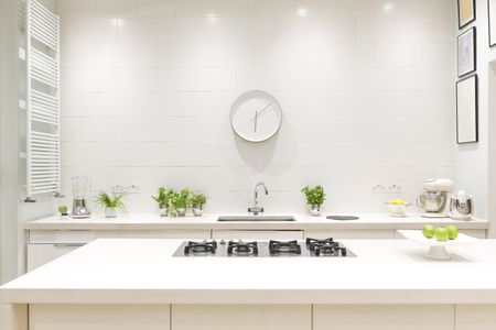 Wondrous How To Choose Your Kitchens Best Feng Shui Colors Download Free Architecture Designs Pushbritishbridgeorg
