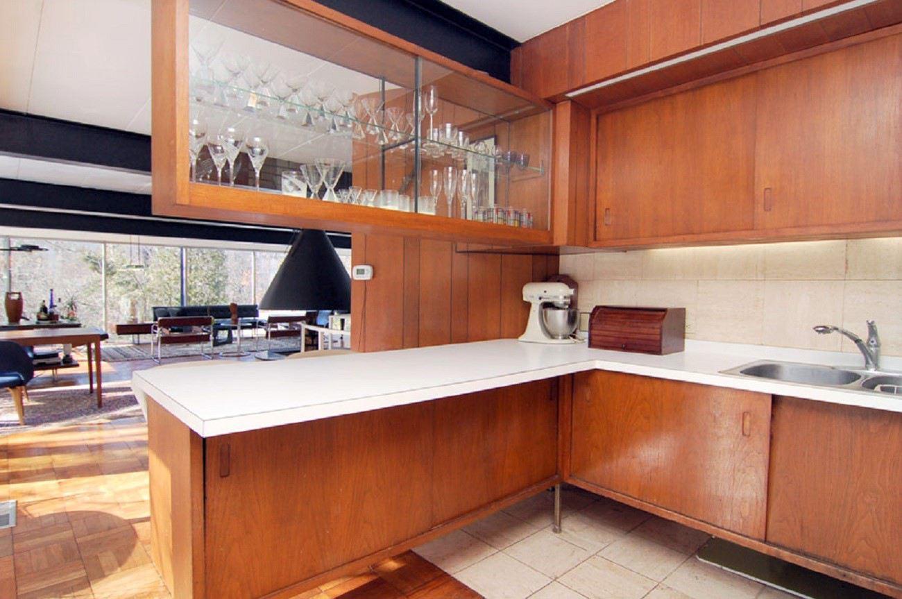 Vintage Laminate Countertop Remodel